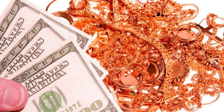 Sell your gold and get money instantly