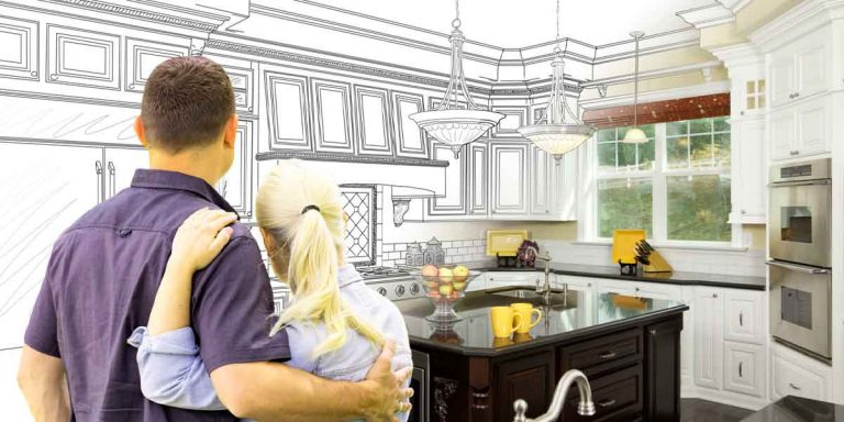Does a Kitchen or Bathroom Remodel Really Increase the Value of Your Home